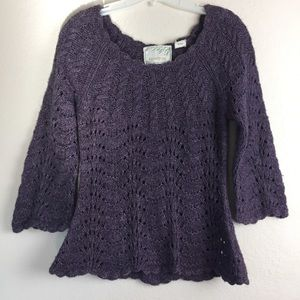 Anthropologie Sparrow Chunky Knitted Sweater